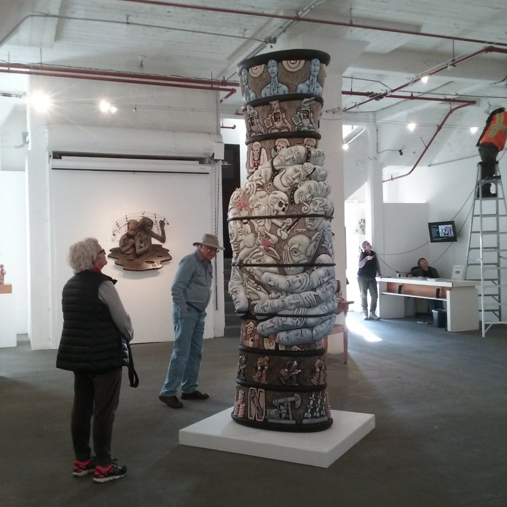 Bay Area Clay At Arts Benicia Fran Osborne